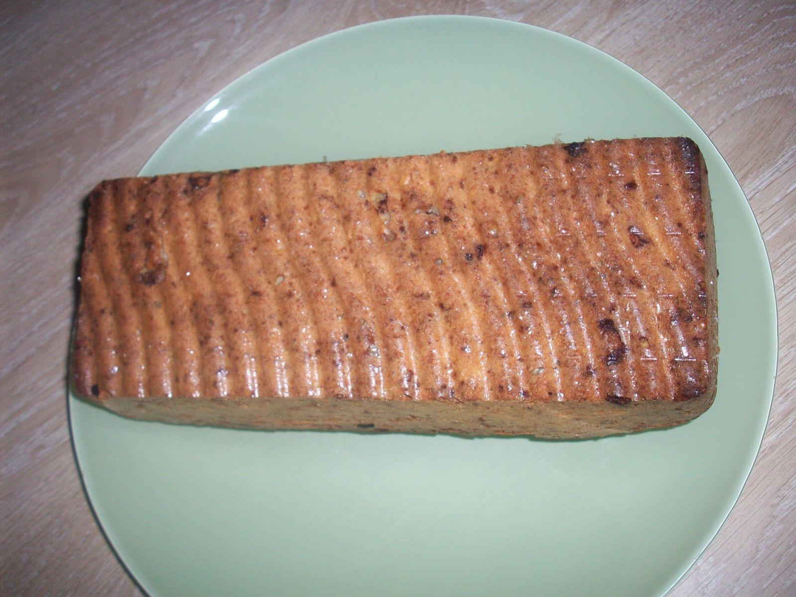 Cake noix de coco crunch