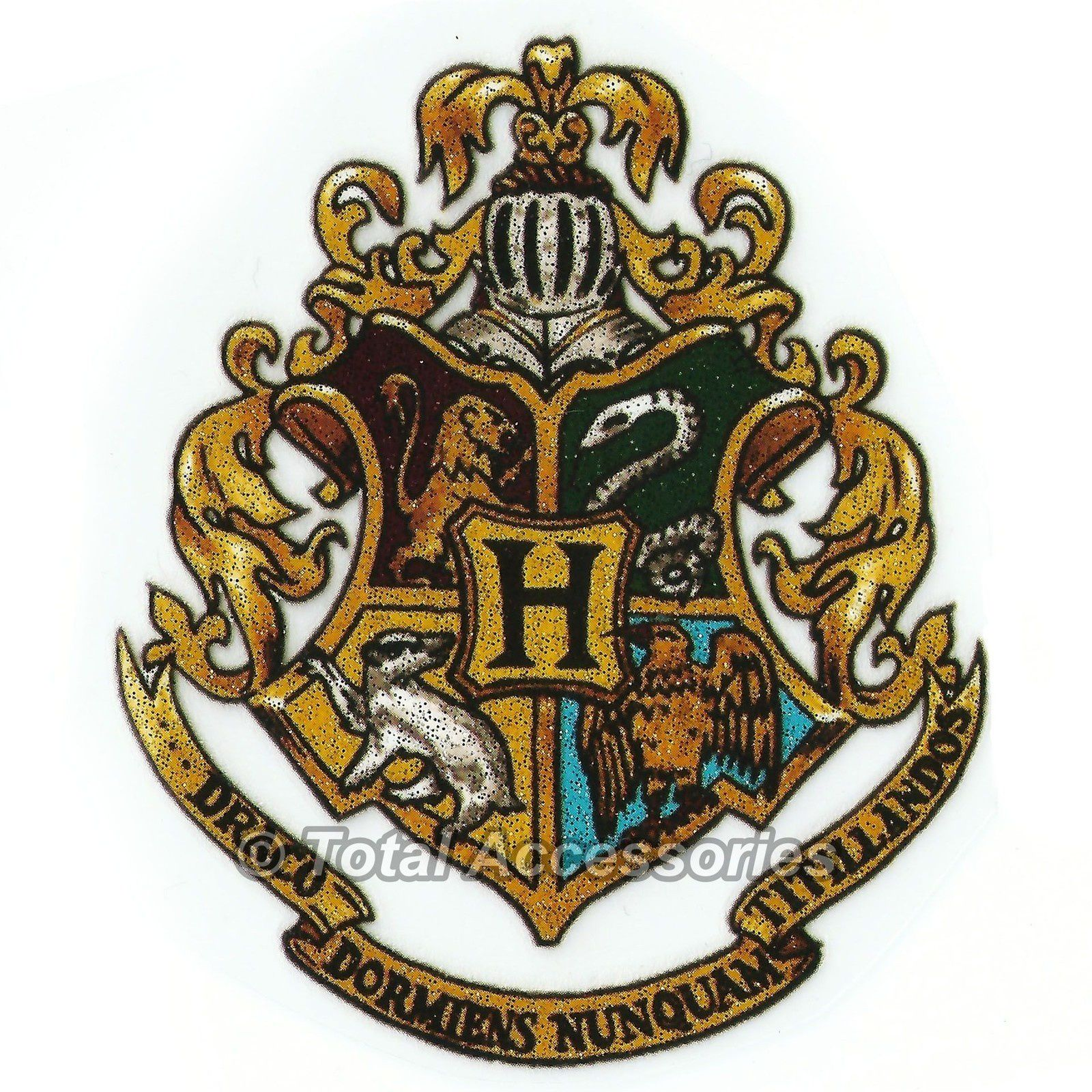 Pin blason de poudlard on pinterest - Harry potter blason ...