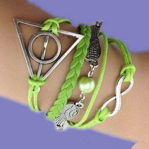 Bracelets reliques: Nouveaux modèles!