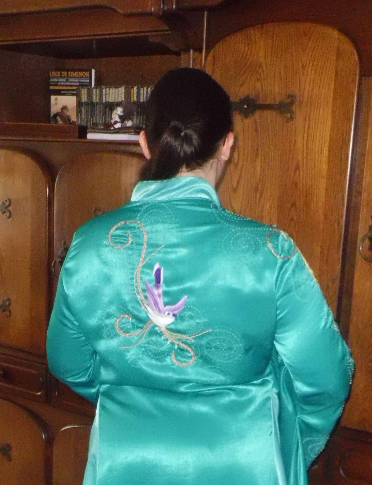 Projet Cersei: La Broderie (suite)/ Cersei Project: The embroidery (following)