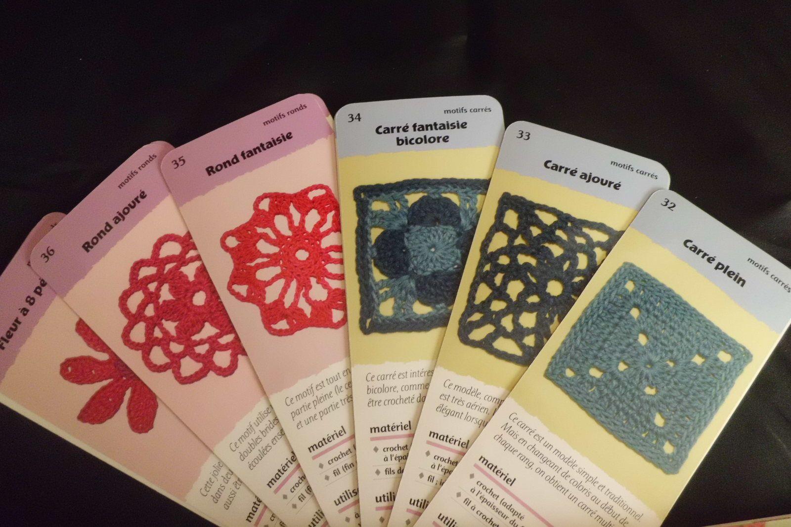 Petits Livres Utiles: Points de crochet / Little Usefull Books: Points de crochets