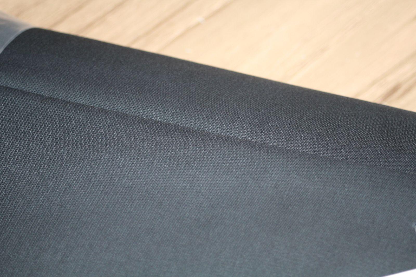 Le tissus Ikea avec son étiquette! Je ne mentais pas! / The Ikea fabric with this label! I wasn't lying!