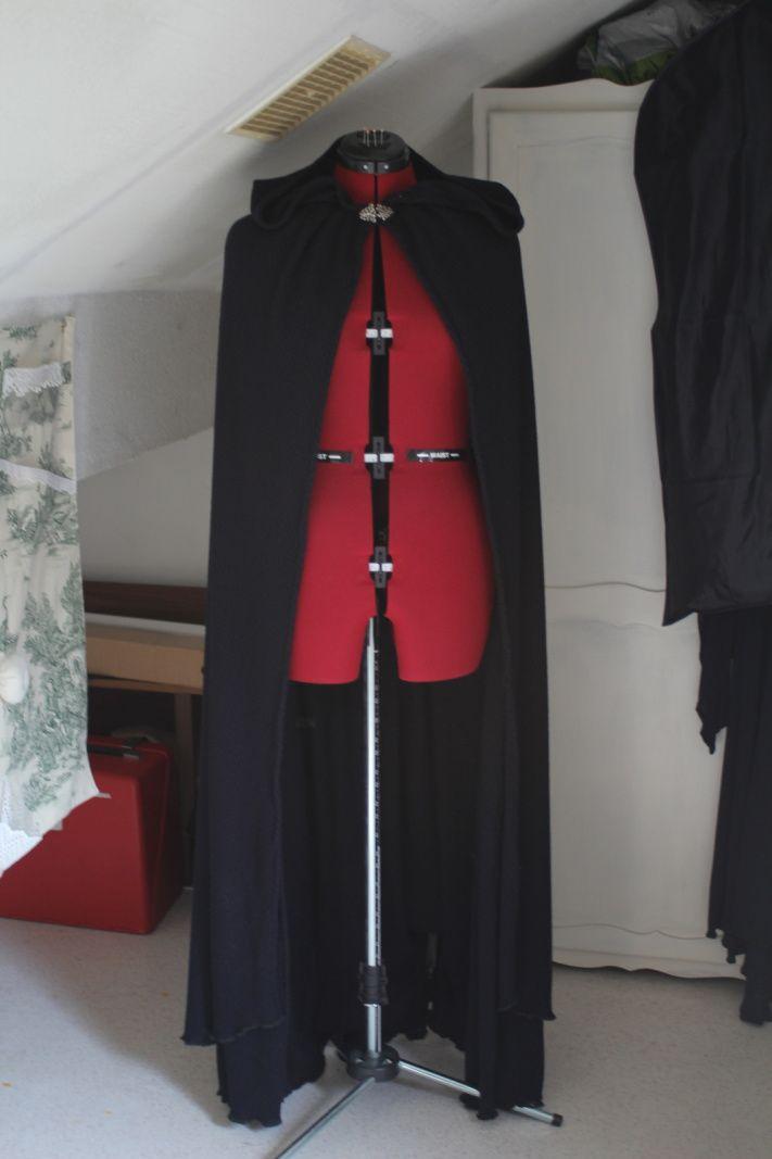 La cape d'elfe améliorée/ The upgraded elven cloak