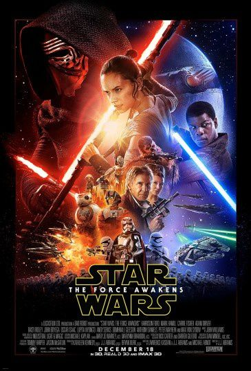 Star Wars 7: Le réveil de la Force / The Force awakens