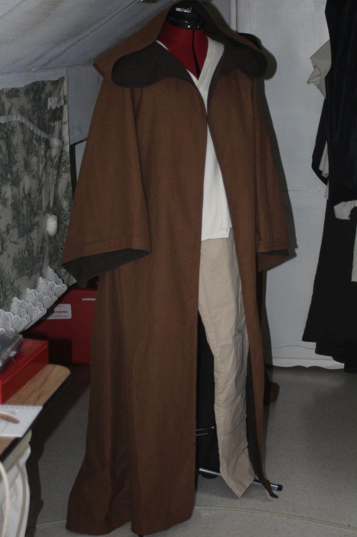 Ma bure! / My robe!