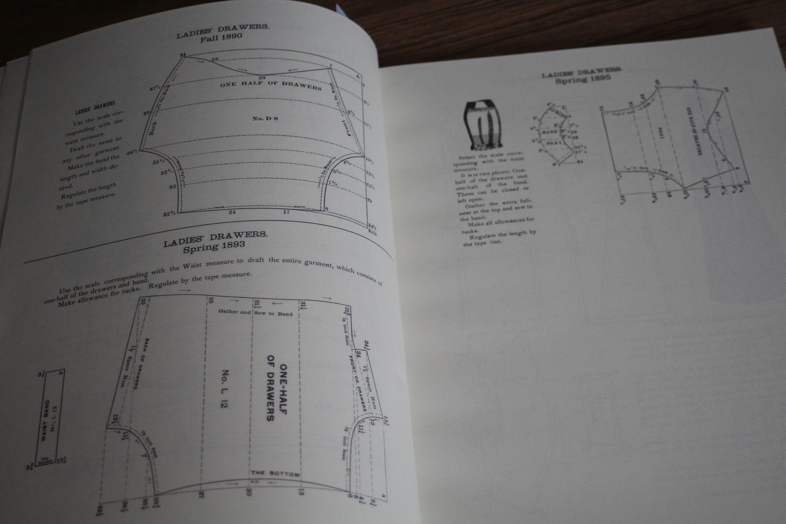 "Tenue victorienne: La ""culotte"" / Victorian Outfit: the split drawers"