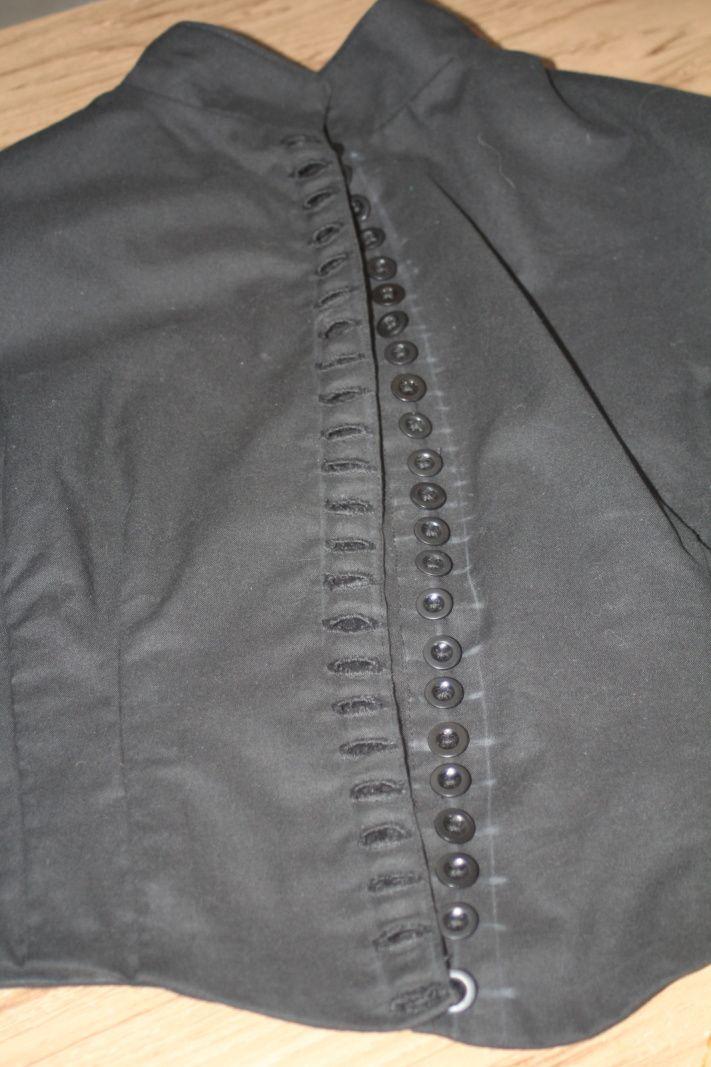 Robe de jour victorienne / Victorian Day Dress