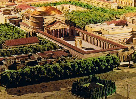 3d visitez l ancien port de la rome antique le coll 232 ge la fontaine 224 st germain des foss 233 s
