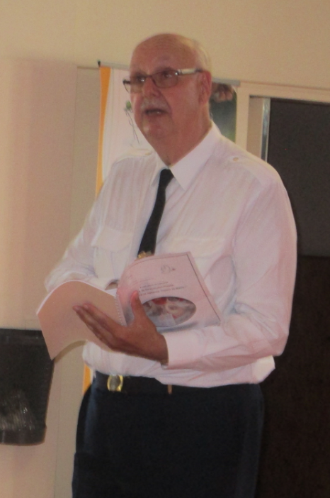Daniel METRETIN, Président de la section Allier de l'Association des membres de l'Ordre National du Mérite