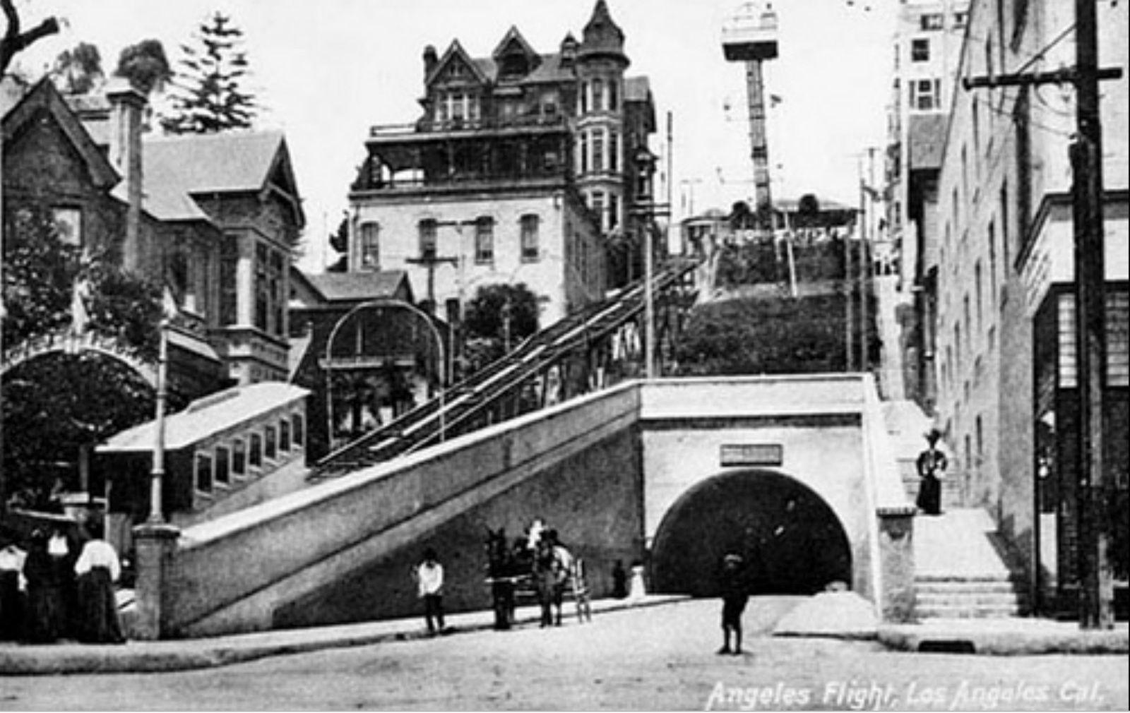 Mise en service en 1901