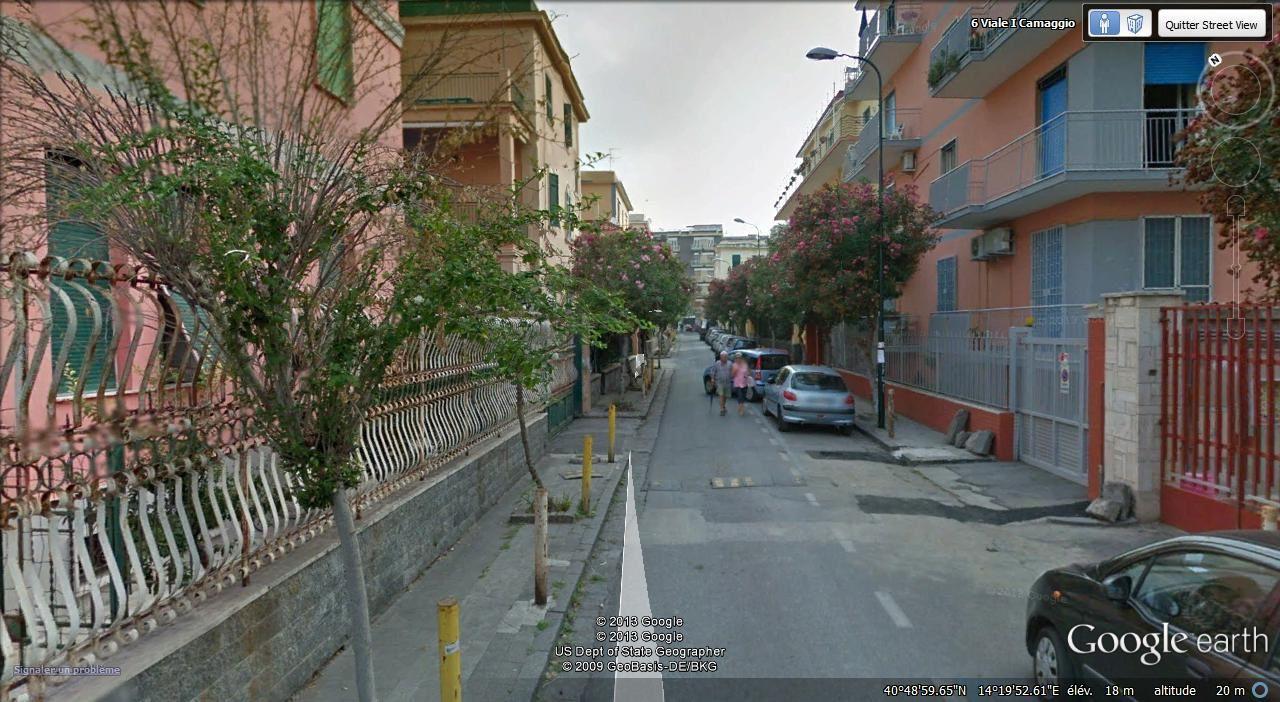 C via Camaggio