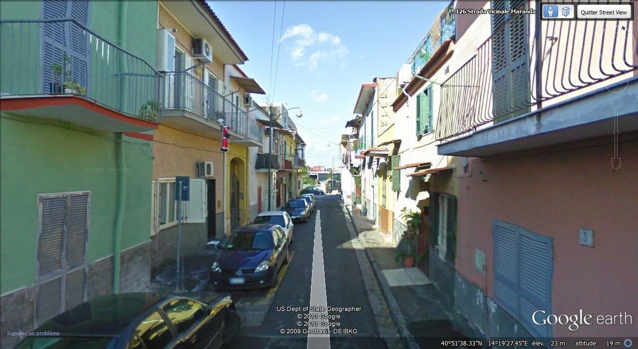 strada vicinale Maranda