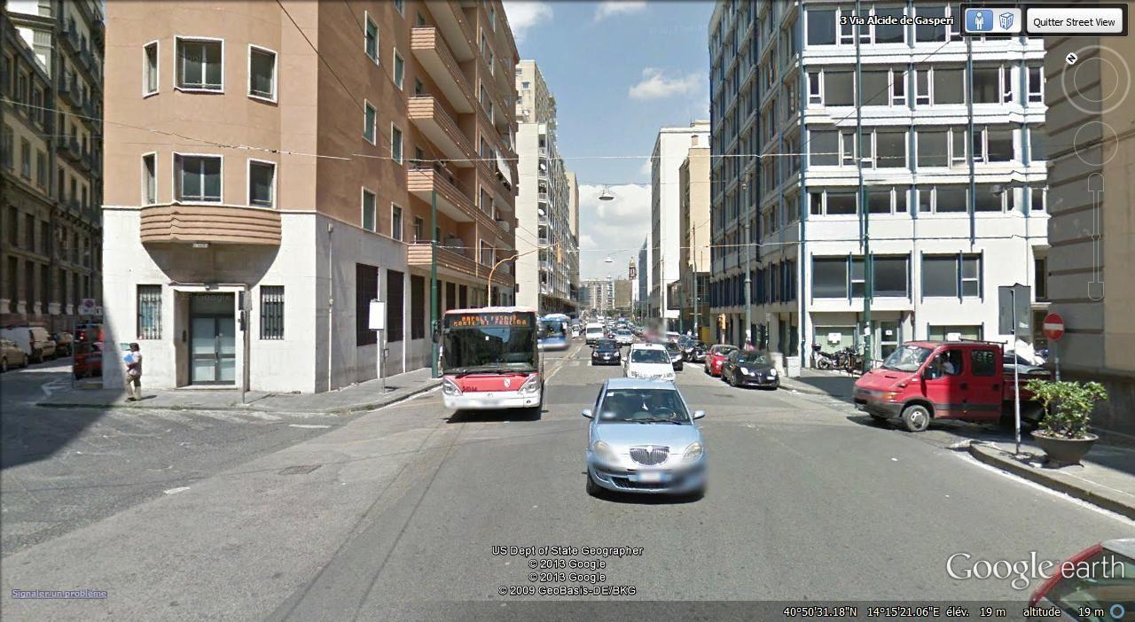 via Alcide De Gasperi