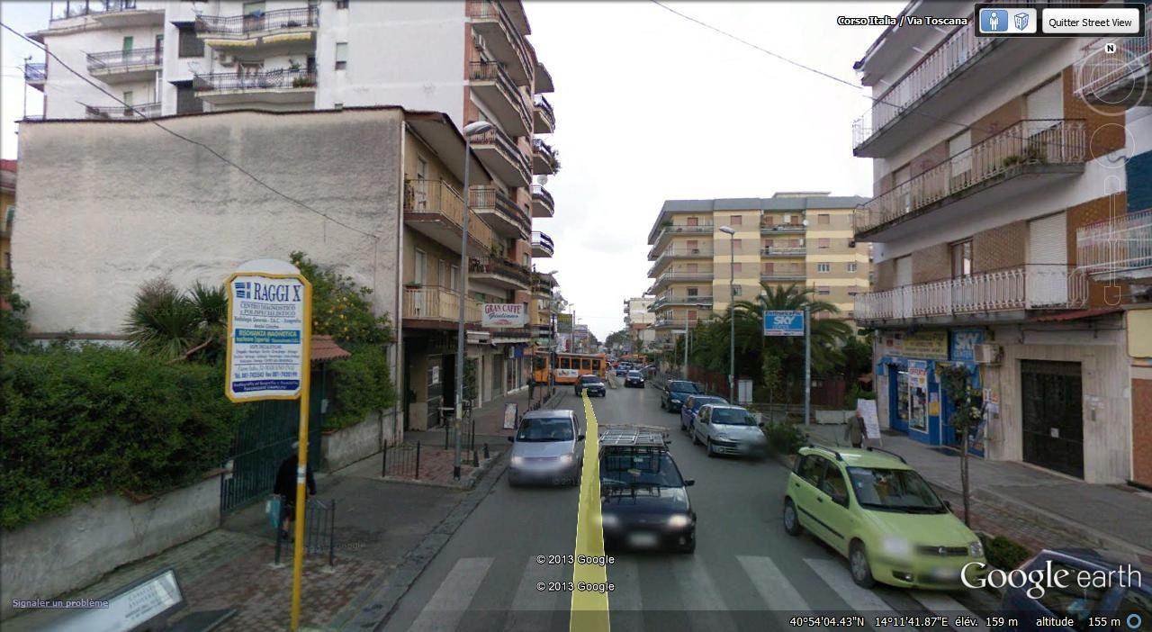 N corso Italia