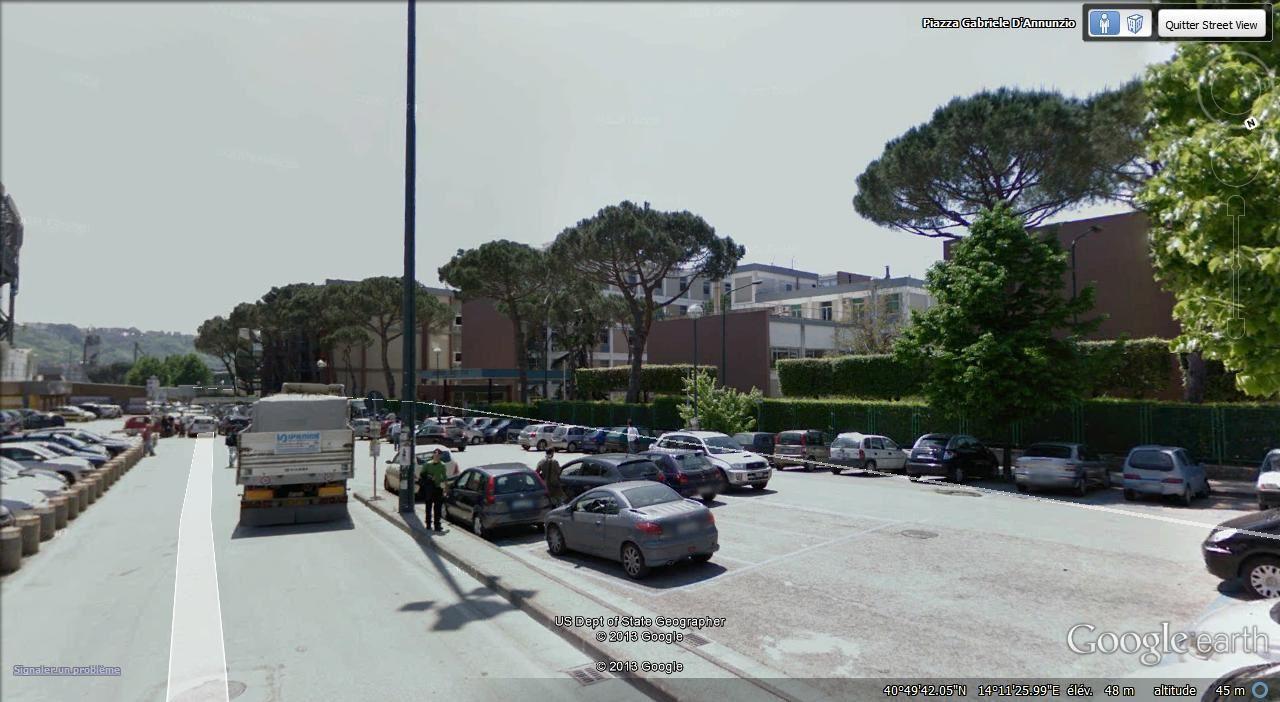 piazza  Gabriele D'Annunzio