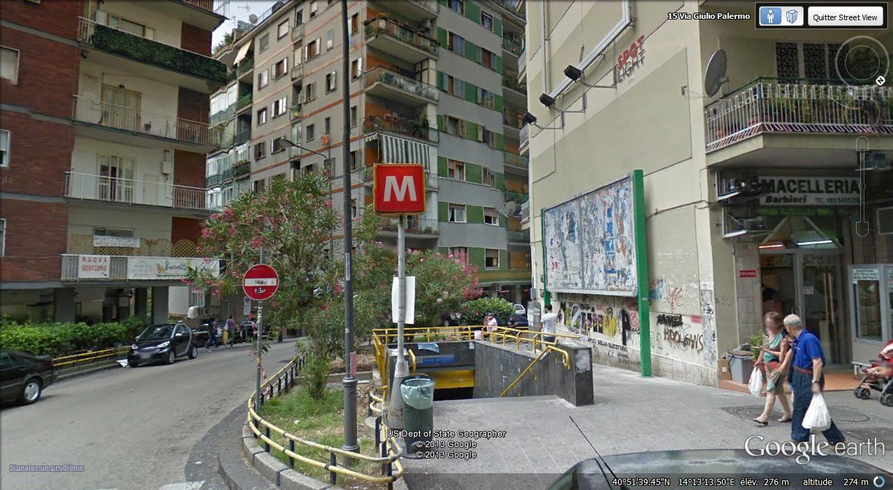 métro Rione Alto