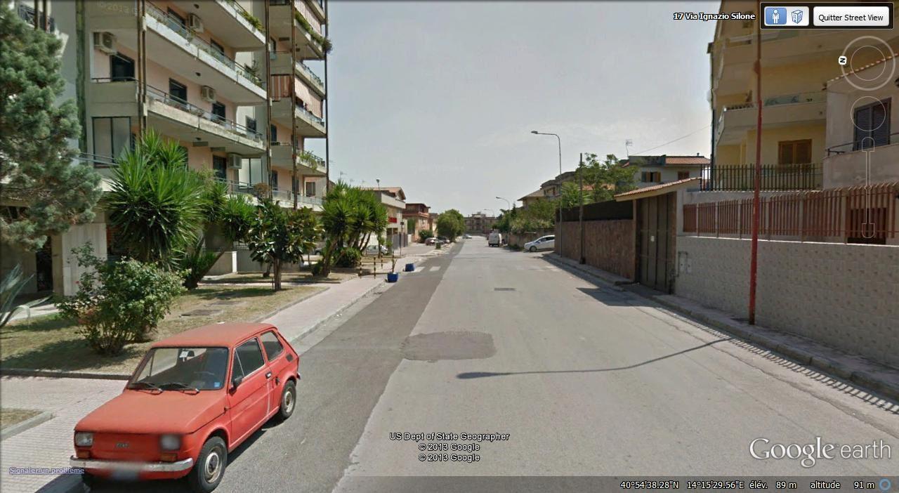 N via Ignazio Silone