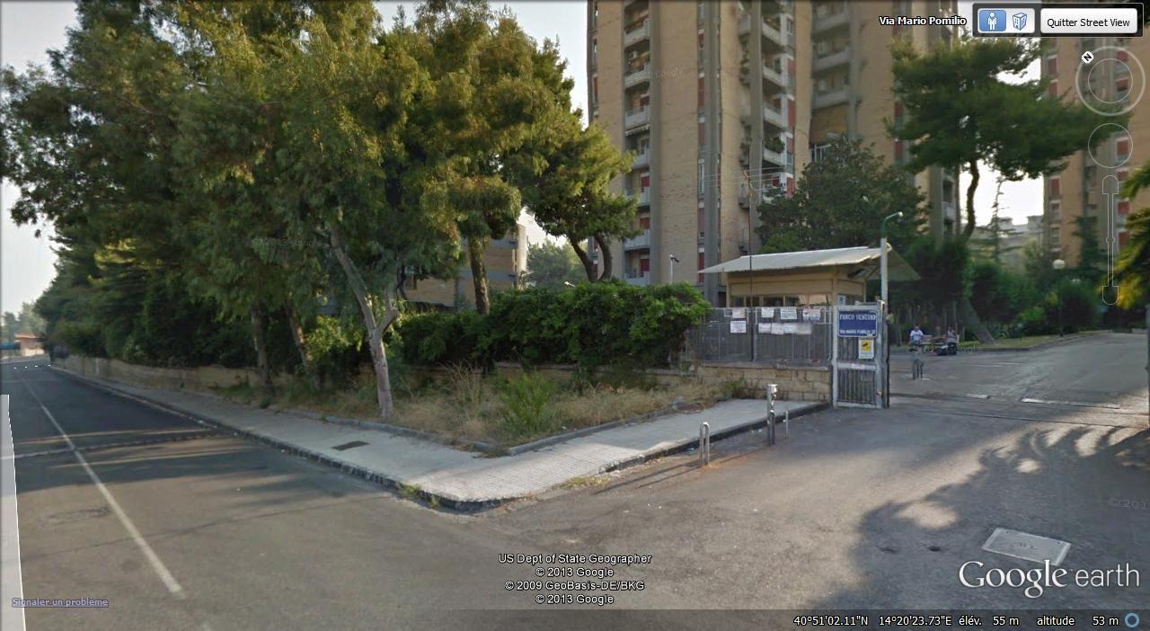 résidence close via Marco Pomilio