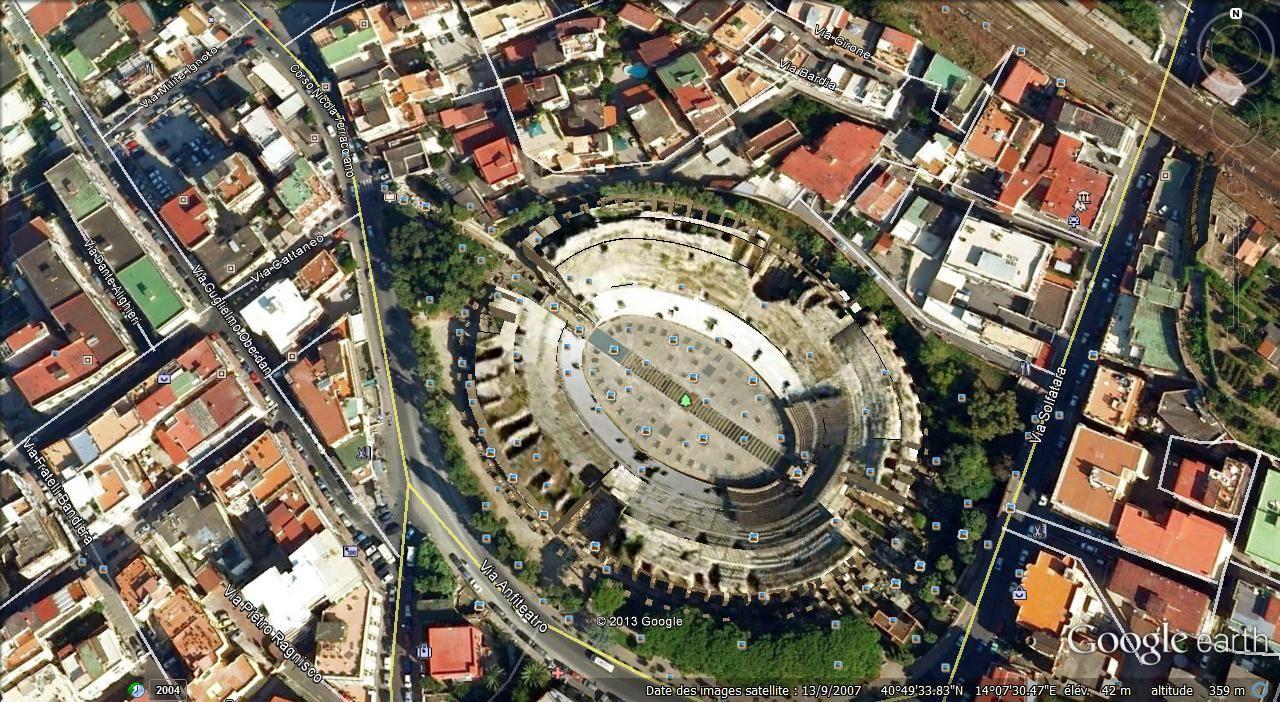 amphitheatre antique