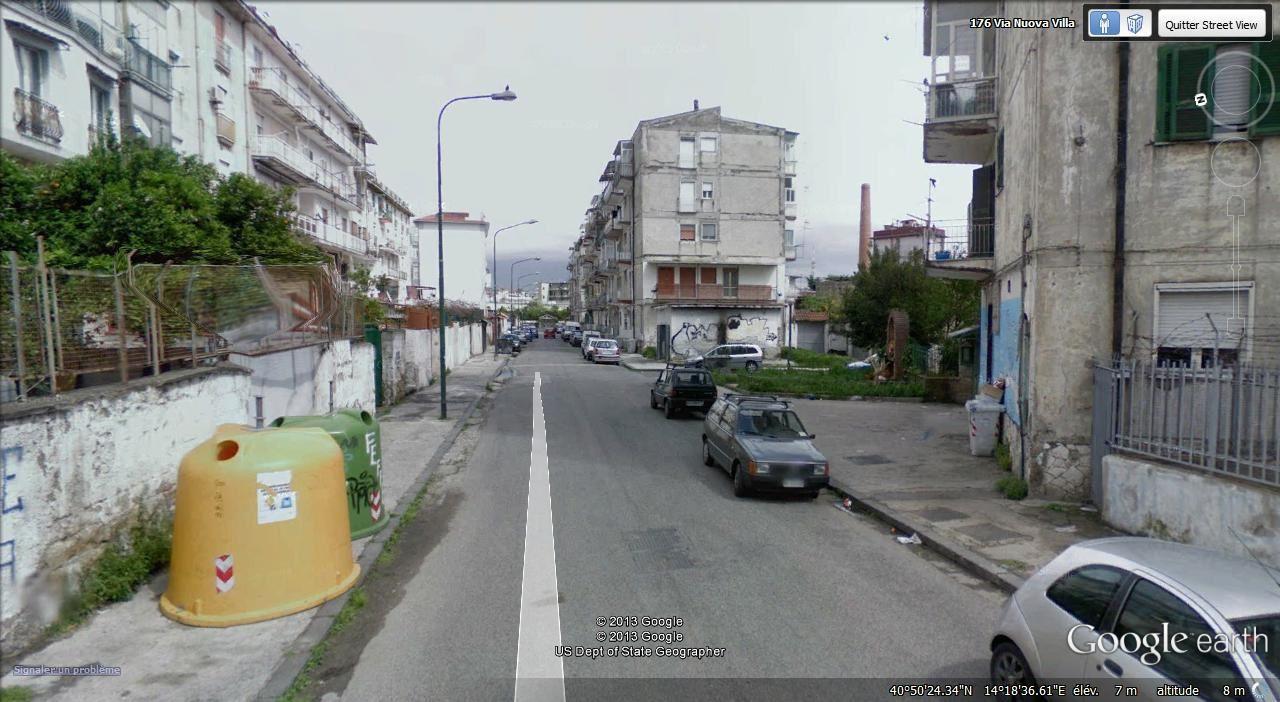 via Nuova Villa