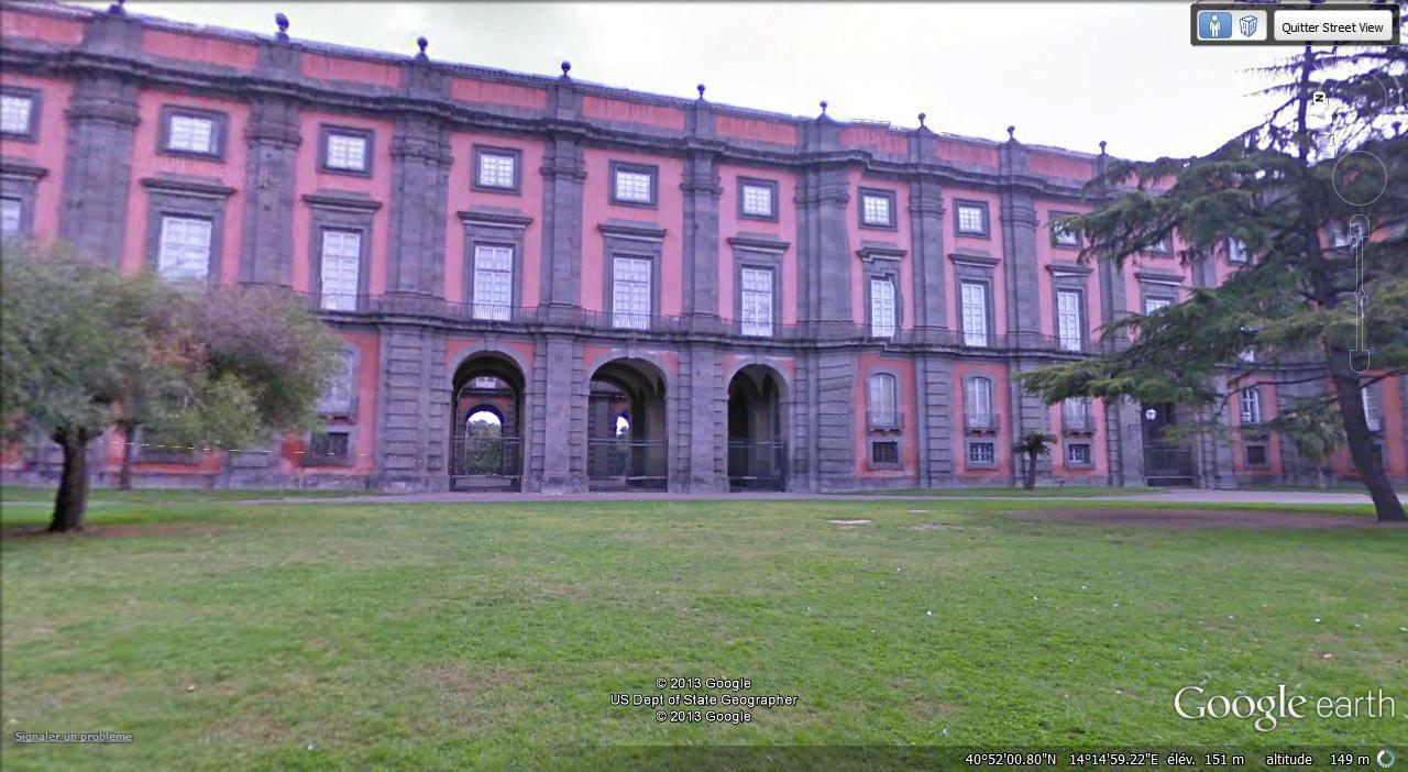 palais et musée de Capodimonte  GM
