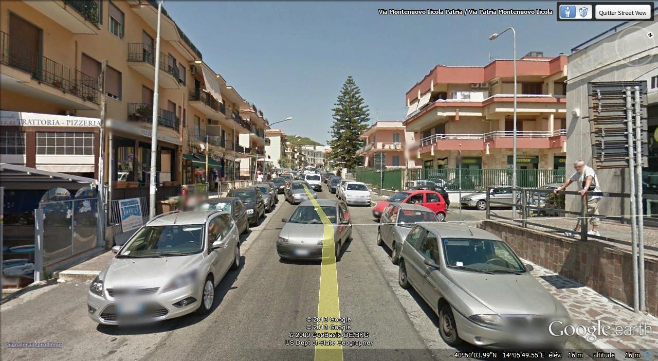 via Montenuovo Licola Patria