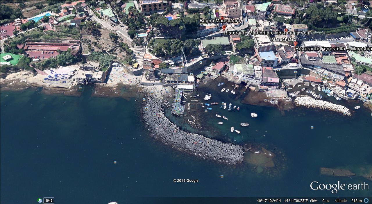 port de Marechiaro SMT