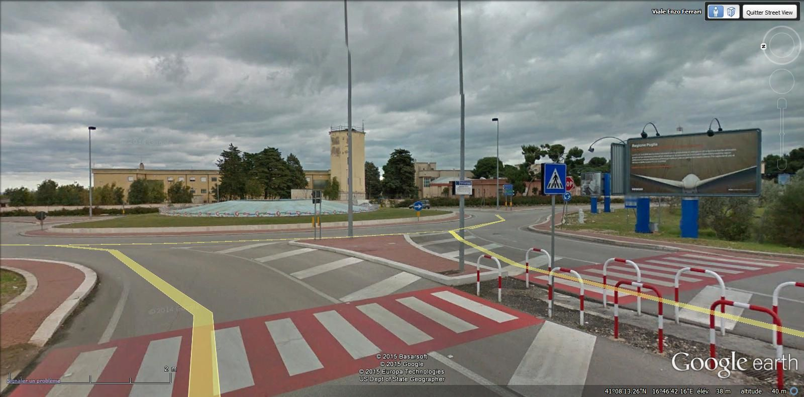 carrefour Ferrari-d'Annunzio