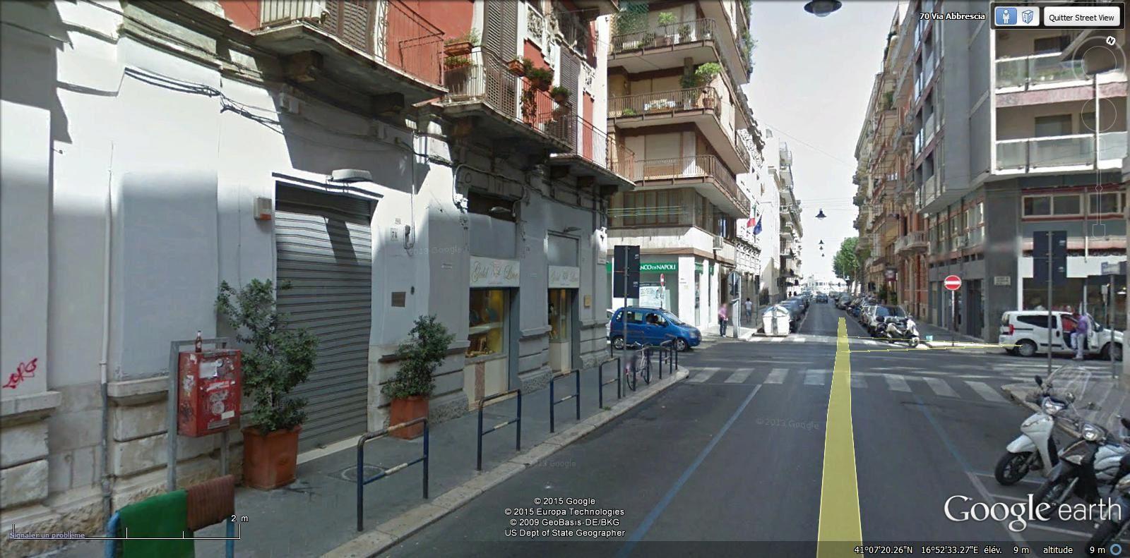 via Abbrescia