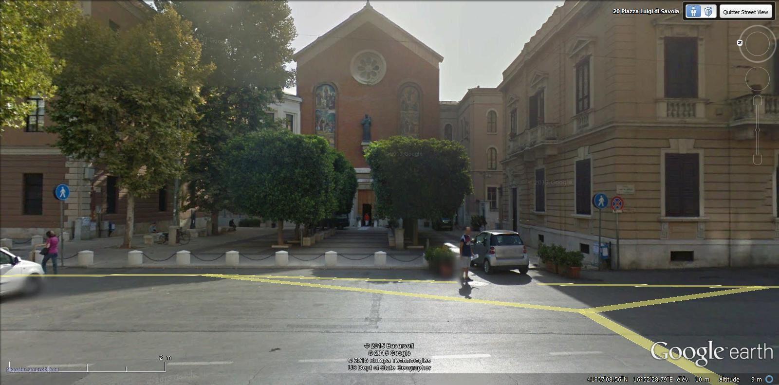 église Sant Antonio SMT