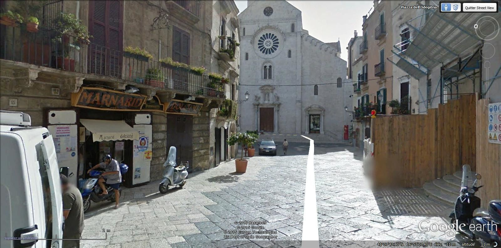 piazza dell'Ogeditria
