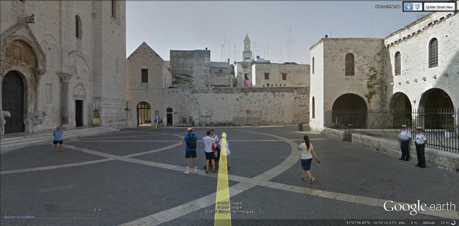 piazza San Nicola SMT