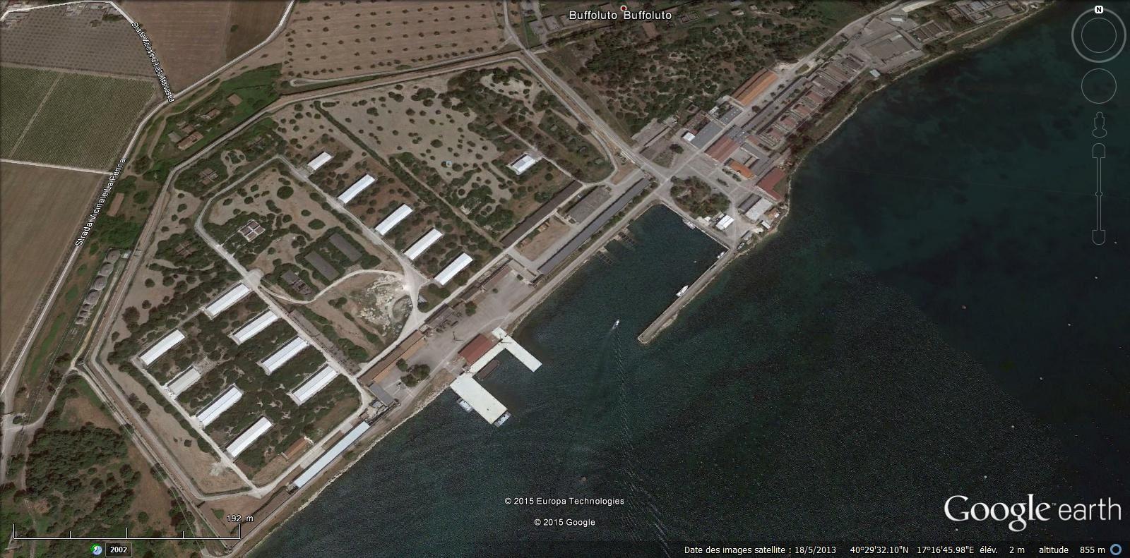 domaine militaire de Buffoluto