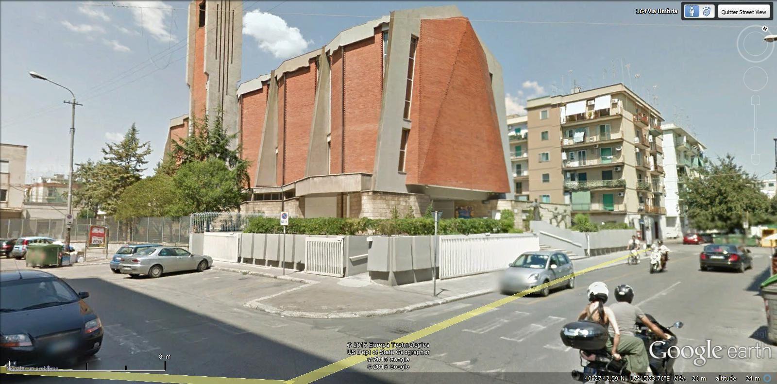 église San Giovanni Bosco SMT