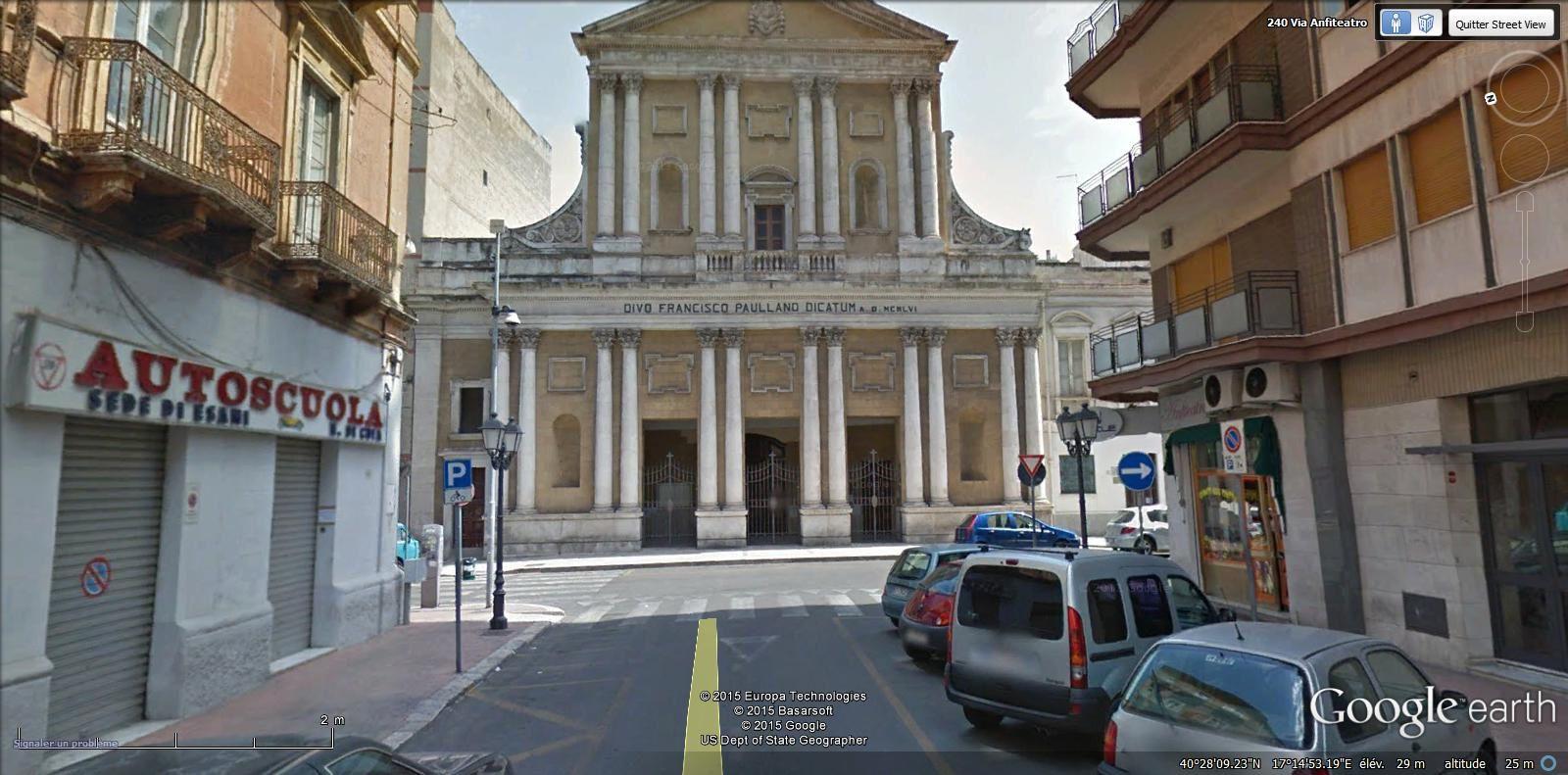 église San Francesco da Paola SMT
