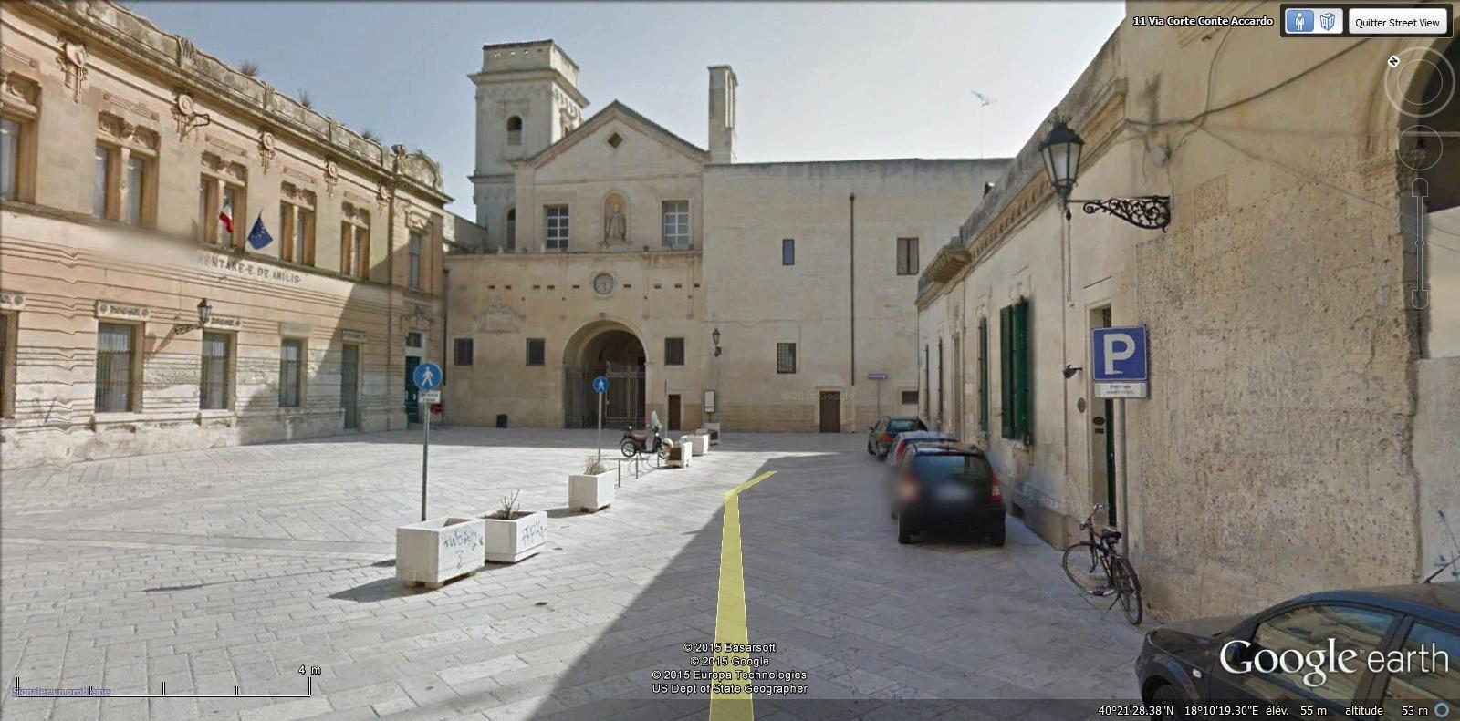église San Giovanni Evangelista SMT