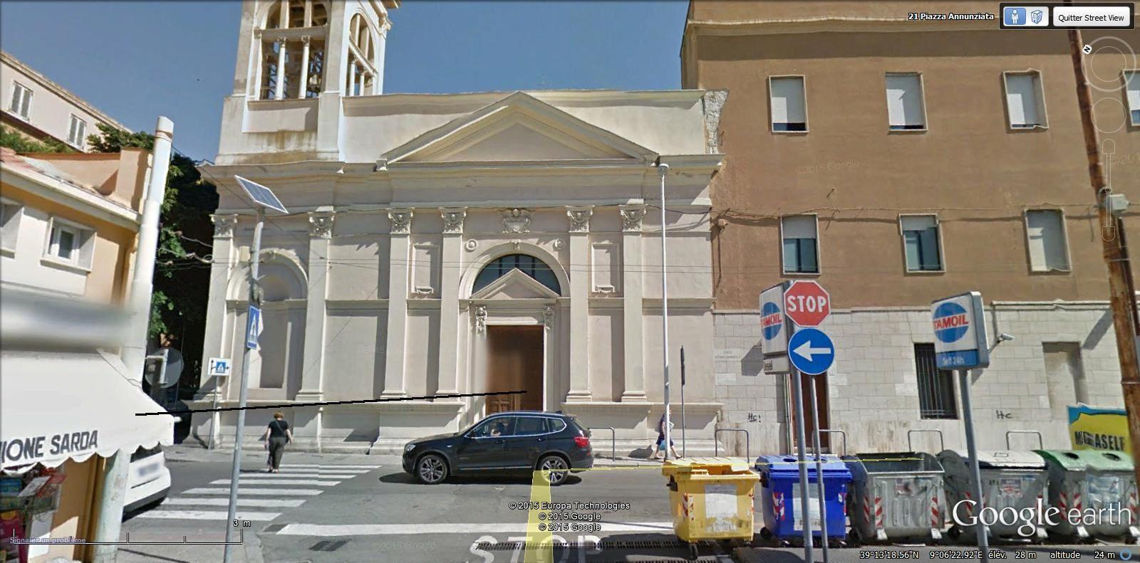 église Santissima Annunziata SMT