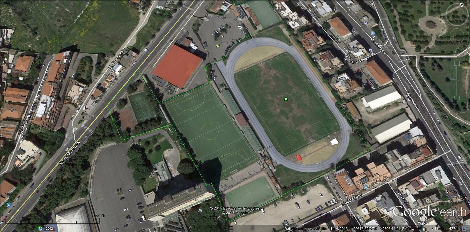 centre sportif universitaire