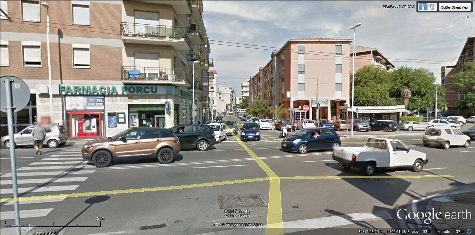 carrefour Cadello-Mattei ( 2,2 km )