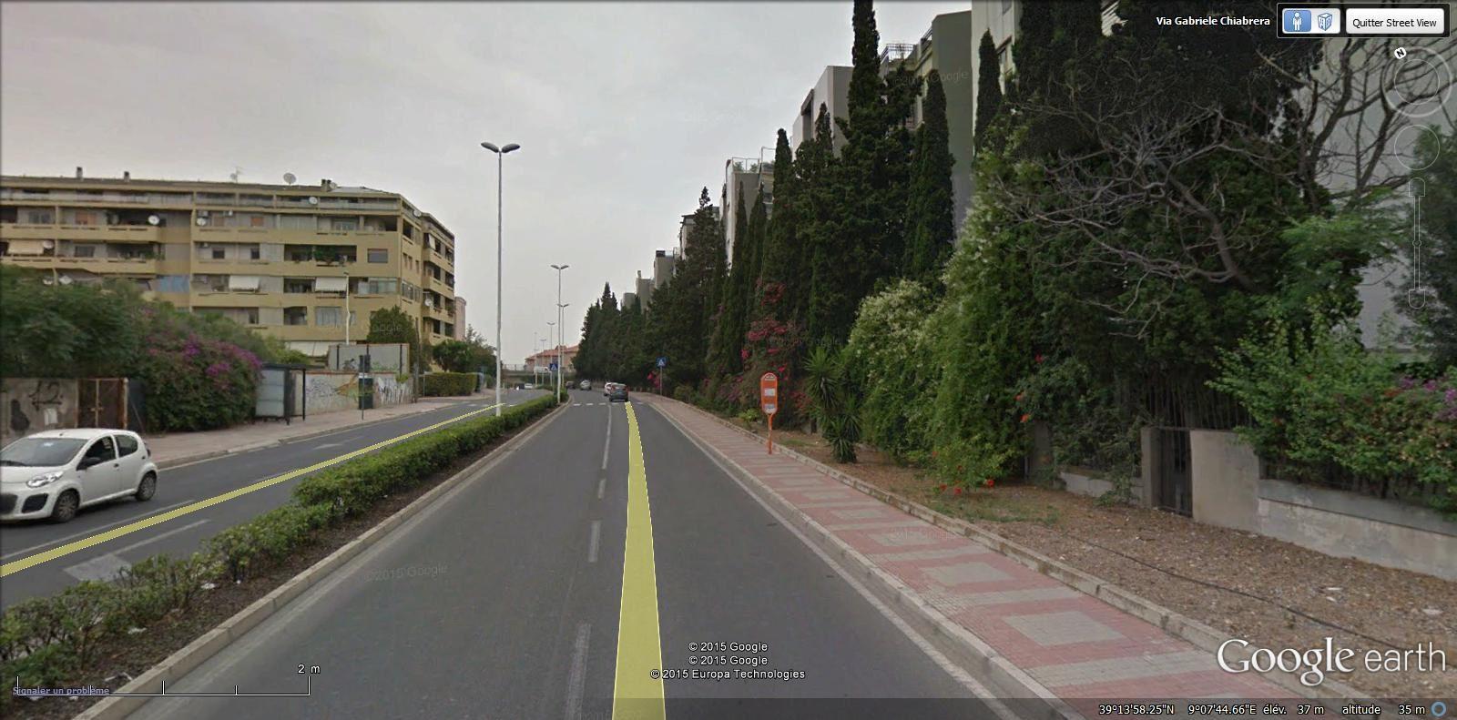 via Chiabrera