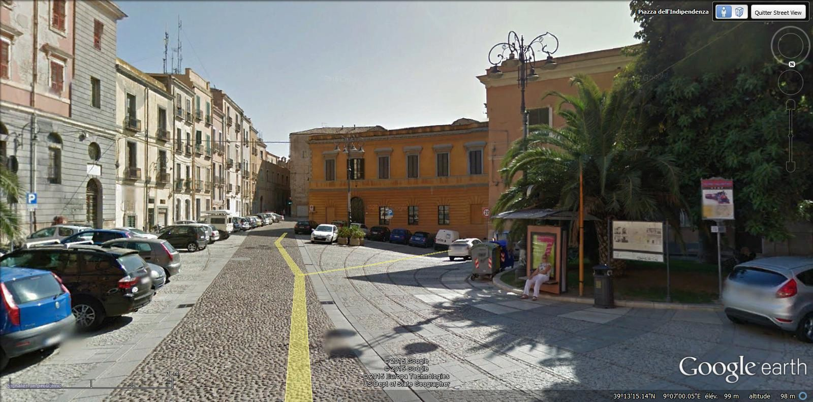 piazza dell'Indipendenza SMT