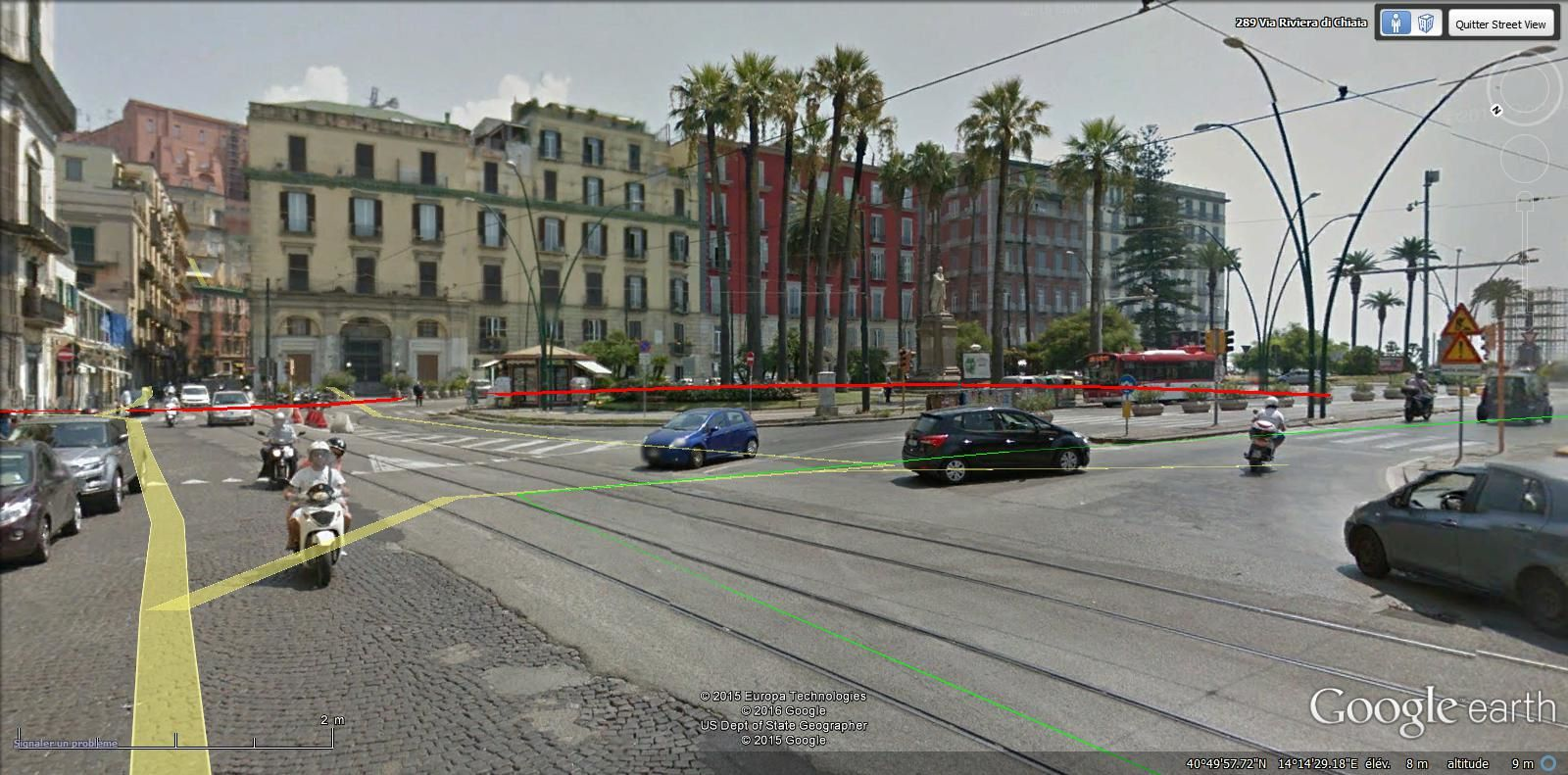 piazza Vittoria SMT ( 1,2 km )