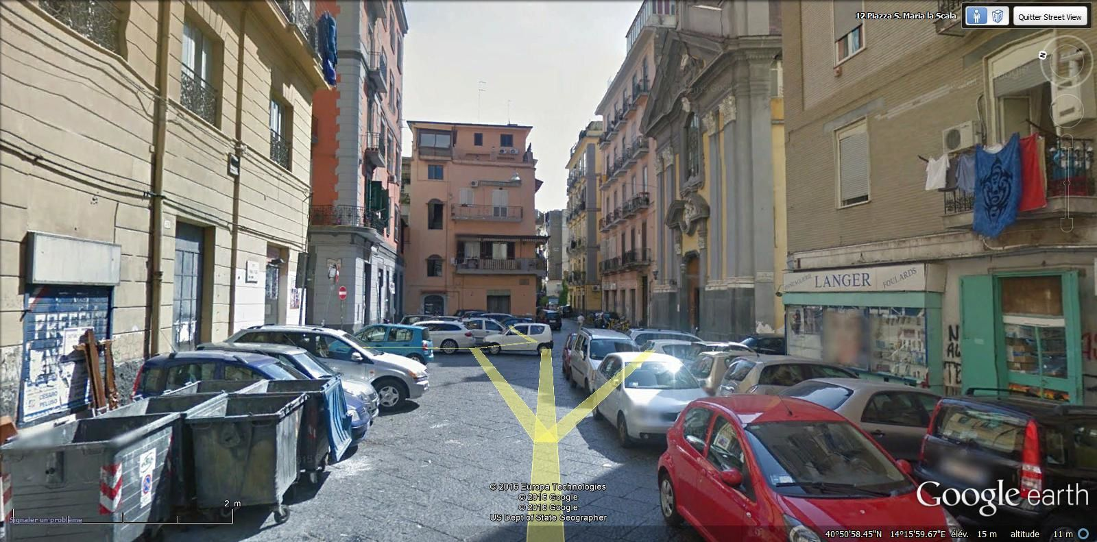 église Santa Maria la Scala SMT