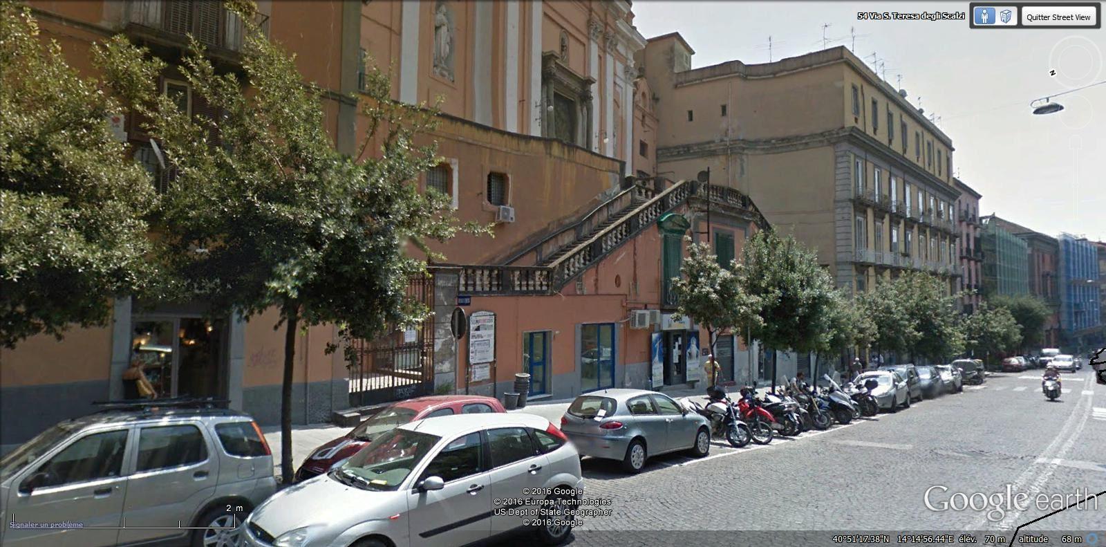 église Santa Teresa degli Scalzi SMT