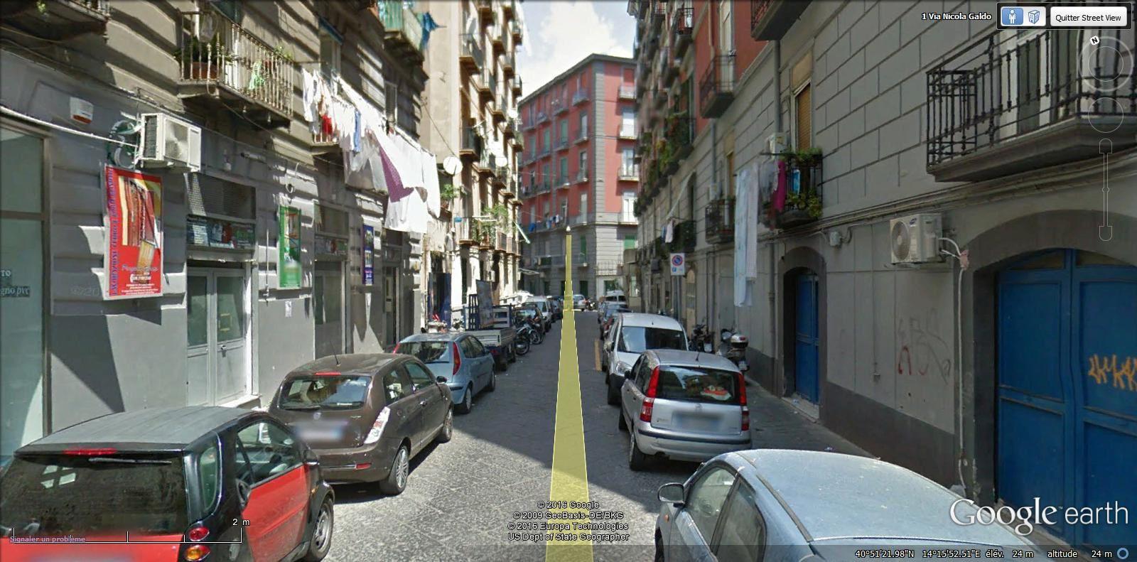 via Nicolà Galdo