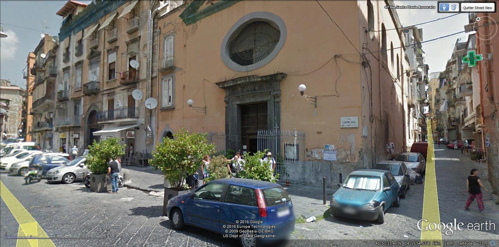 église Santa Maria di Tutti i Santi SMT