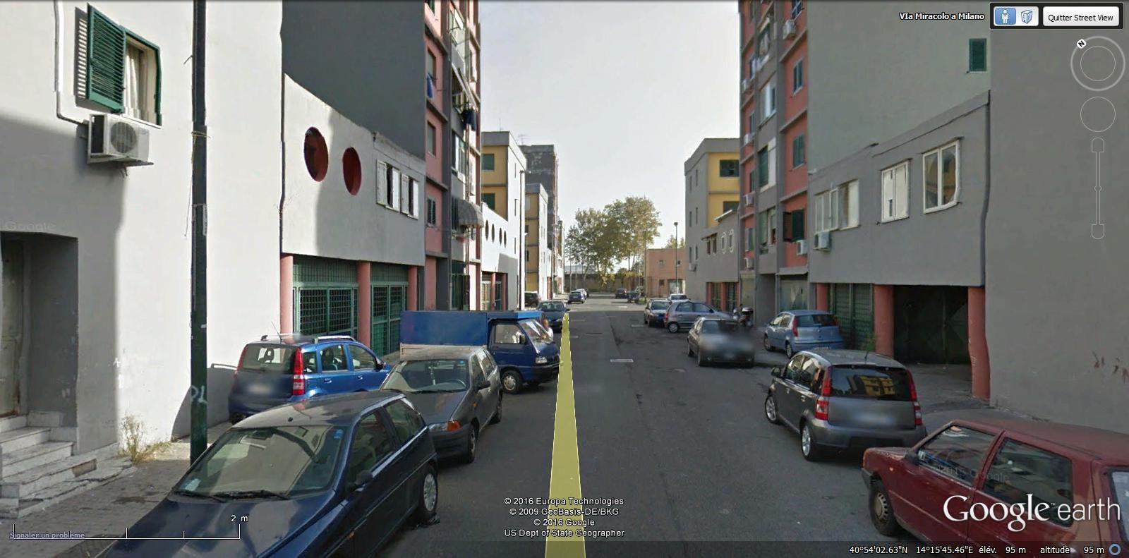 via Miracolo a Milano
