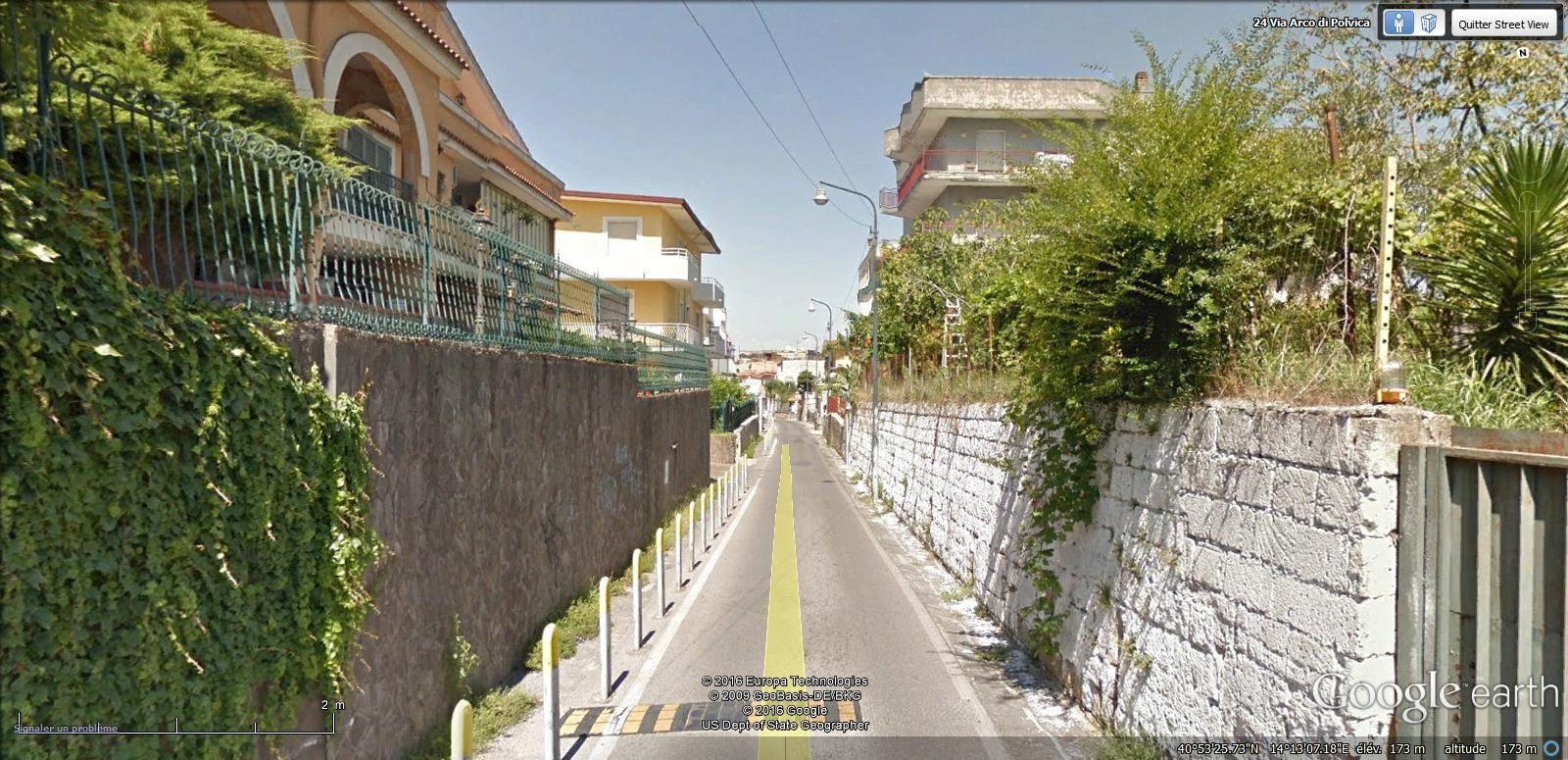 via Arco di Polvica