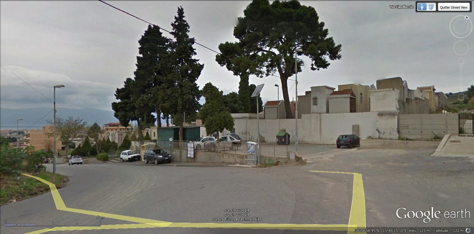 REGGIO CALABRE-14e ardt    7.300 hab