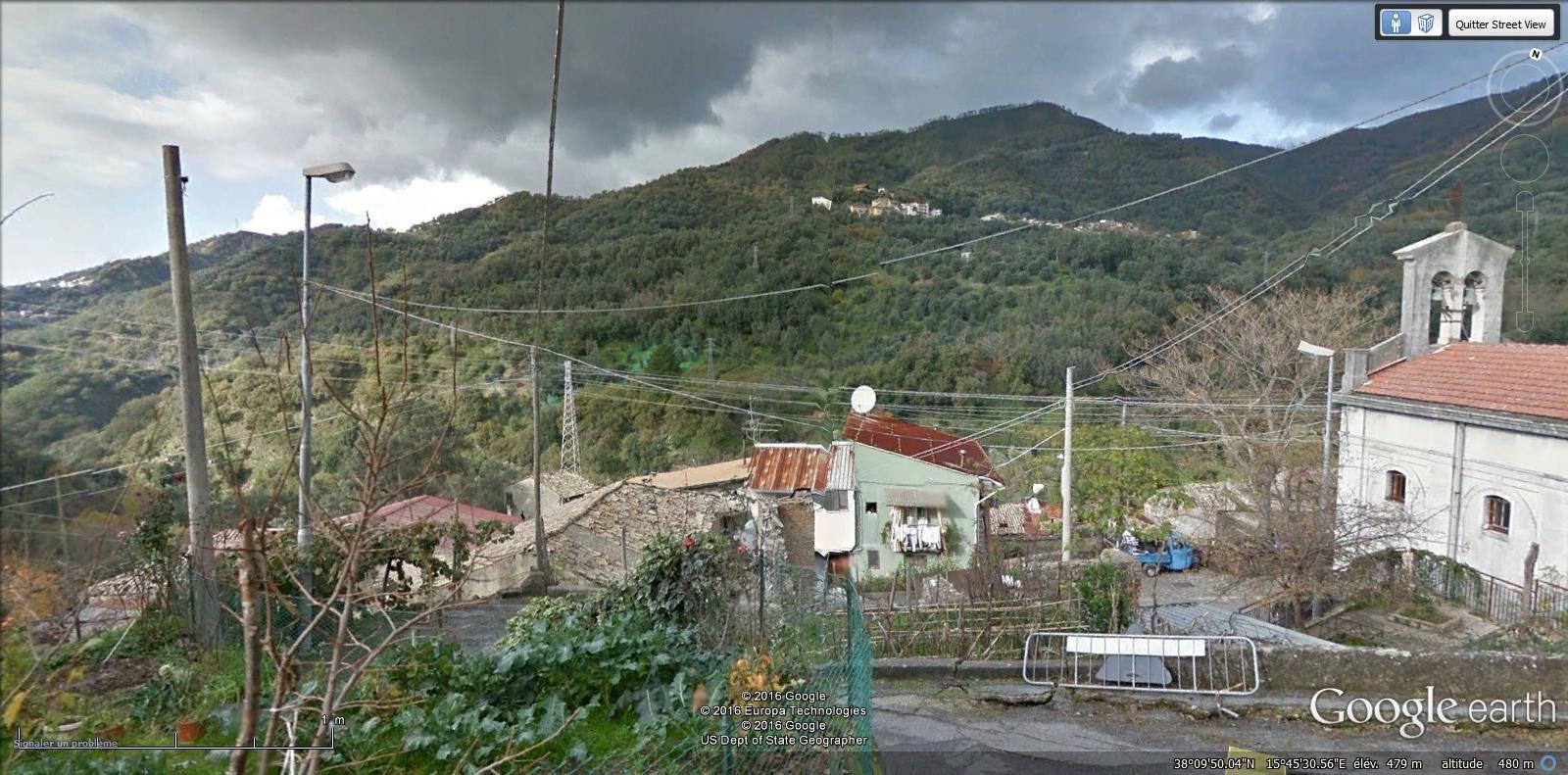 quartier Schindililà et son église SMT ( 12 km )